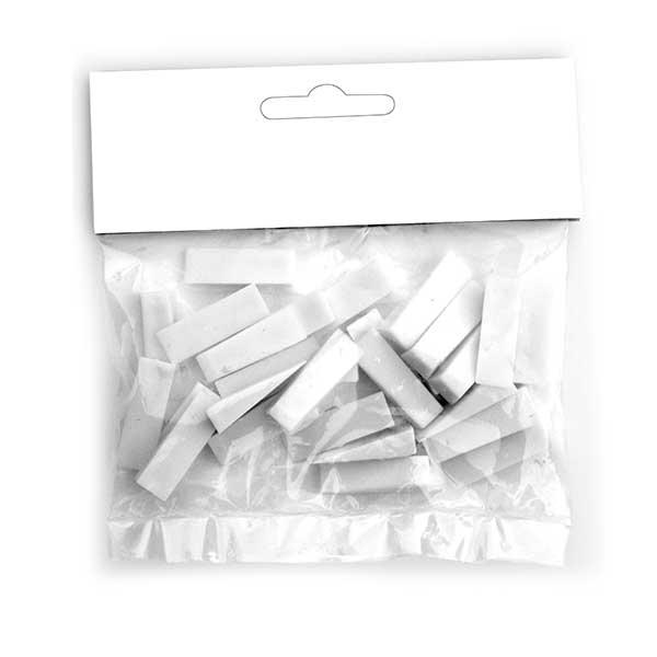 kliny małe do układania płytek ceramicznych w opakowaniu